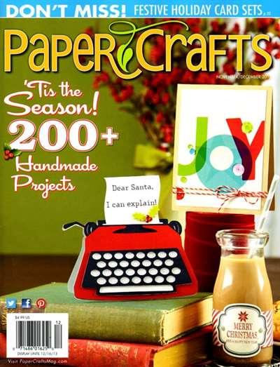 Paper Crafts Magazine Subscription Discount