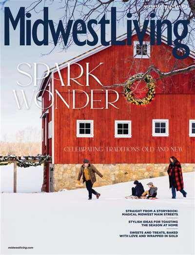 Midwest living magazine subscription canada for Midwest home magazine