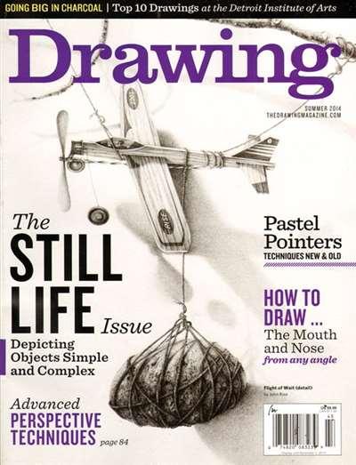 American artist drawing magazine subscription canada
