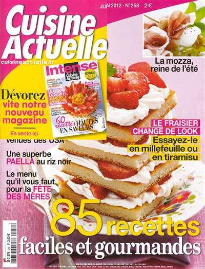 cuisine actuelle magazine subscription canada. Black Bedroom Furniture Sets. Home Design Ideas