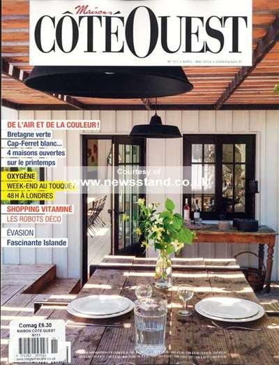maisons cote ouest sud magazine subscription canada. Black Bedroom Furniture Sets. Home Design Ideas