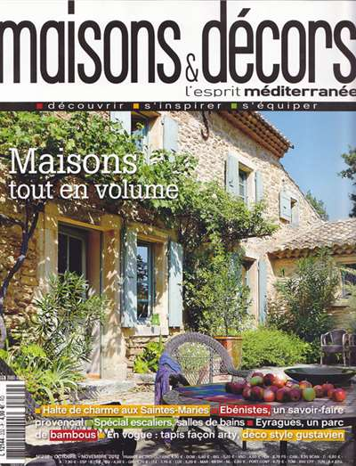 Maisons Et Decors Mediterranee