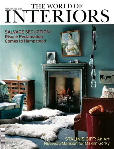 world of interiors magazine subscription canada