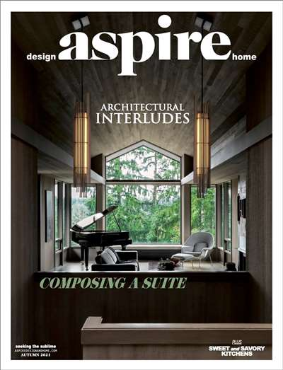 Aspire design and home magazine subscription for Home design magazine subscription